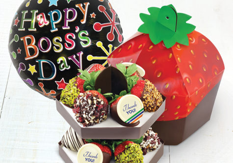 boss's day thank you